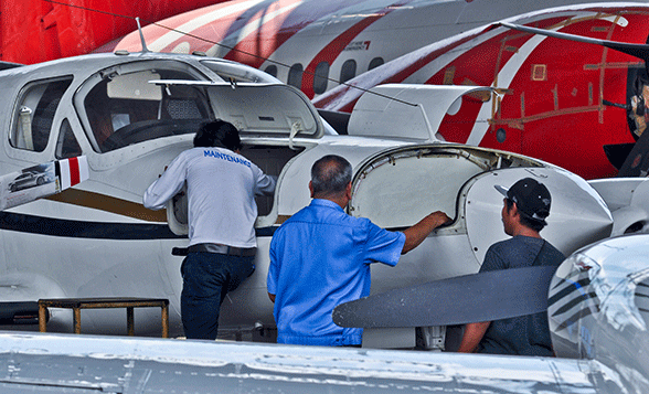 islander aircraft parts
